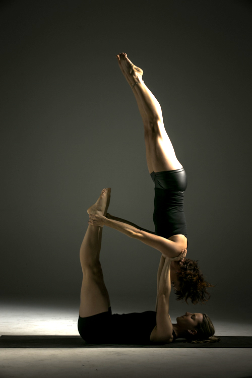 Preferenza Acro Yoga - Something A Little Bit Different - Perfect Form  KQ53
