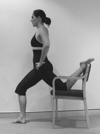 Rectus Femoris on Chair